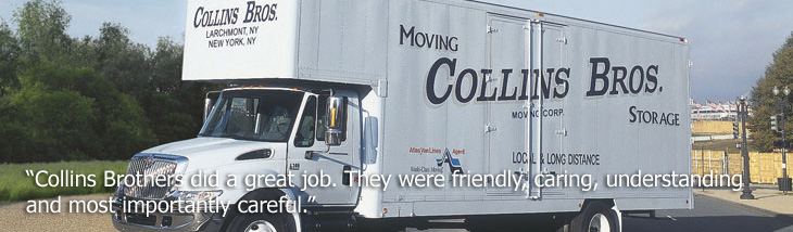 Moving And Storage | Local Moving And International Moving Service    Collins Brothers Moving